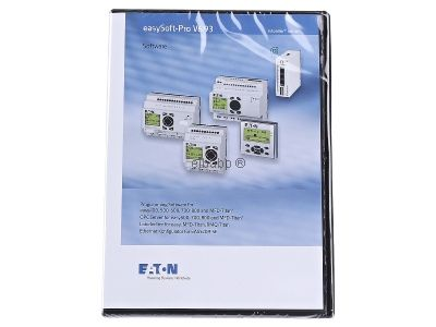 EATON Electric Bedien und Programmiersoftware EASY-SOFT-PRO